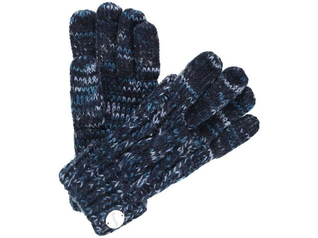 Regatta Frosty II Handschoenen Dames, navy